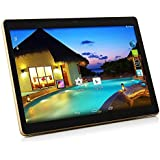 "10 Zoll (9.6"") Tablet PC 3G (Dual-SIM) 48GB IPS HD 1280x800 Quad Core Android 5.1 WIFI WLAN USB SD (Schwarz)"