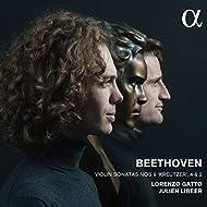 """Beethoven: Violin Sonatas Nos 9 """"Kreutzer"""", 4 & 2"""