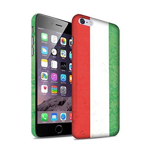STUFF4 Matte Snap-On Hülle / Case für Apple iPhone X/10 / Australien/australisch Muster / Flagge Kollektion Ungarn/Ungarisch