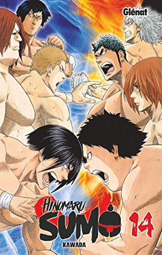 Hinomaru Sumo Edition simple Tome 14