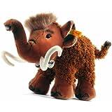 Steiff 72185 - Rocco, peluche mamut, color marrón