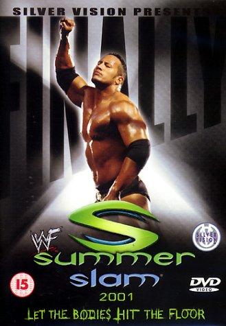 WWF - Summerslam 2001 (NTSC) [UK IMPORT] -