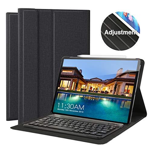 Wasan Funda Teclado Bluetooth Compatible iPad Pro