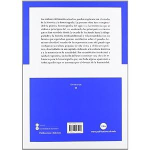 Las huellas del futuro. Historiografía y cultura histórica en el siglo XX (UNIVERSITAT)