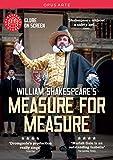 Shakespeare: Measure for Measure (Globe Theatre, 2015) [DVD] [Reino Unido]