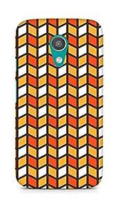 Amez designer printed 3d premium high quality back case cover for Motorola Moto G2 (Cool Pattern17)