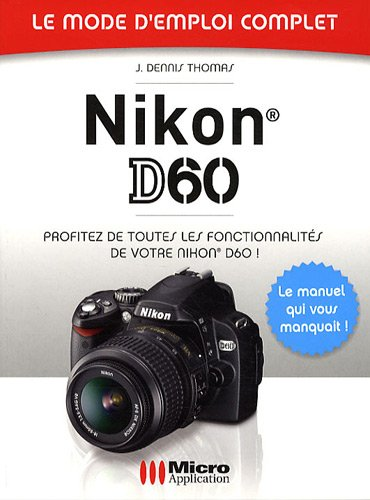 Nikon D60 par J-Dennis Thomas
