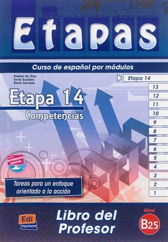 Etapas 14. Competencias. Libro Del Profesor (Español Lengua Extranjera)