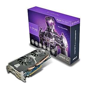 Sapphire 11221-00-20G Carte graphique AMD R9 280X 870 MHz 3072 Mo PCI Express
