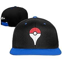 Ogbcom Pokemon Go Snapback Ajustable Hip Hop Gorra de béisbol Sombrero para  Unisex 211ee4e0b31