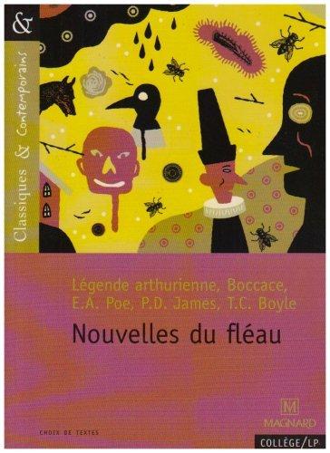 Nouvelles du fléau by Jocelyne Hubert (2008-06-16)