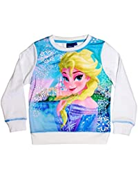 Frozen Official Girls Sweater Age 4/8 Years