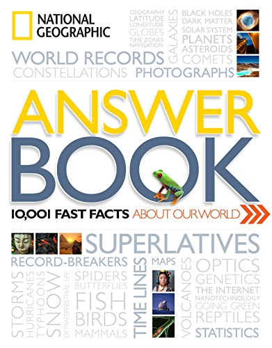 PDF Download National Geographic Answer Book 10001 Amazing Facts
