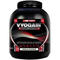 Vyomax Nutrition 2.2Kg Mass Gain Vanilla Powder