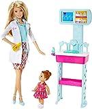 Barbie Mattel CCP71 - Ich wäre gern, Ärztin Spielset