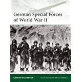 German Special Forces of World War II (Elite Book 177)