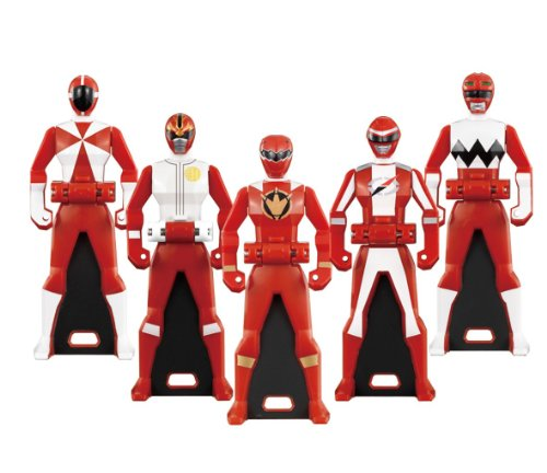 Power Ranger Gokaiger Ranger Key Set 02 -