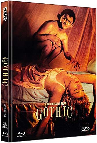 Gothic [Blu-Ray+DVD] - uncut - auf 222 Stück limitiertes Mediabook Cover C