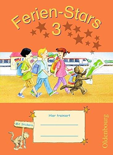 Ferien-Stars 3. Schuljahr. Übungsheft: Mit Lösungen