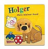 Fingerpuppen-Bücher: Holger, mein kleiner Hund