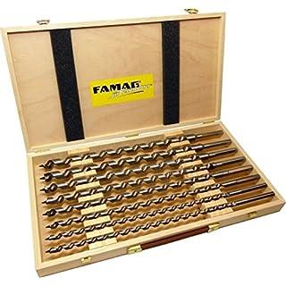 Famag Lewis Drill Bit Sets