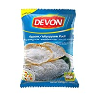 Devon Foods Appam/Idiyappam Rice Powder 500 Grams (Pack of 1)