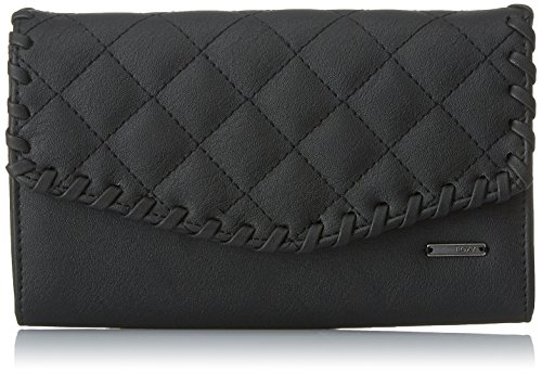 Roxy Damen Birdcage J Wllt Wallets, Schwarz, One size (Roxy Black Wallet)