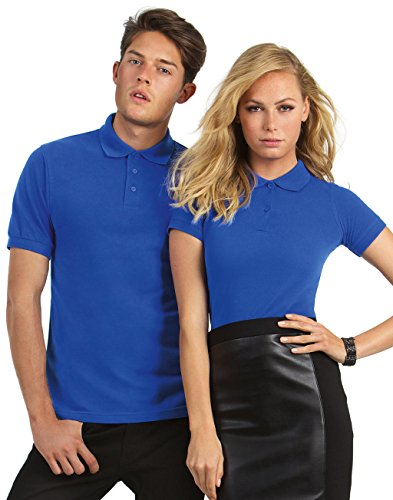 w-shirt Herren Poloshirt Pixel Turquoise