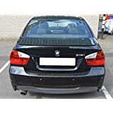 BMW E90 3 Series Saloon Sedan M3 Style Boot Trunk Lid Spoiler