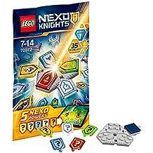 LEGO NEXO KNIGHTS Pack de poderes NEXO, edición 1 - bloques de construcción para niños (edición 1, Multicolor, 10 pieza(s), 7 año(s), 14 año(s))