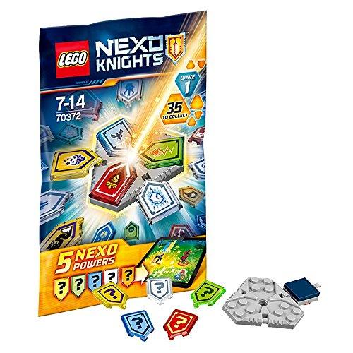 LEGO NEXO KNIGHTS Pack de poderes NEXO