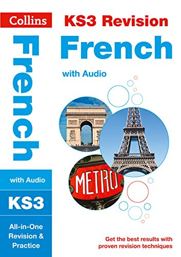 KS3 French: All-in-One Revision and Practice (Collins KS3 Revision and Practice - New Curriculum)