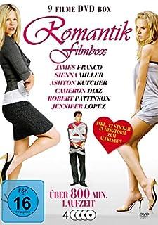 Romantik Film Box [4 DVDs]