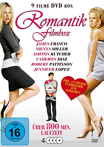 Romantik Film Box [4 DVDs]