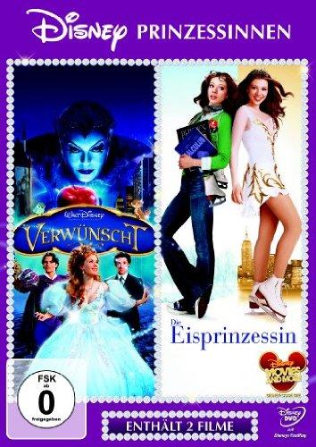 Verwünscht / Die Eisprinzessin [2 DVDs]