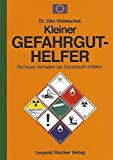Kleiner Gefahrgut-Helfer: Richtiges Verhalten bei Gefahrgut-Unfällen