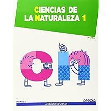 Ciencias de la Naturaleza 1. (Aprender es crecer)