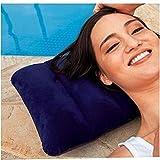 #10: intex Travel Pillow air Inflatable Downy Pillow for Yoga Gym Aerobics car New - 68672