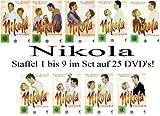Nikola - Staffel 1-9: Komplette Serie (25 DVDs) [DVD]