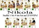 Nikola - Staffel 1-9: Komplette Serie (25 DVDs) [DVD] hier kaufen