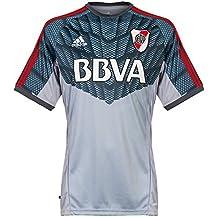 adidas River Plate - Camiseta de Portero 2016/2017, Large, Gris