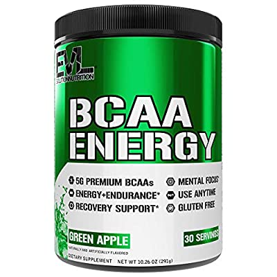 Evlution Nutrition BCAA Energy, 30 Servings by Evlution