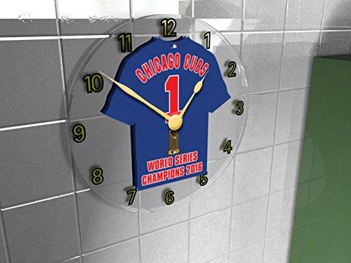 chicago-cubs-world-champions-2016-major-league-baseball-world-champions-gedenkmunze-wanduhr-der-fluc