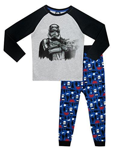 Star Wars Jungen Schlafanzug 128cm
