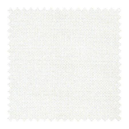25Count Lugana weiß–19x 55