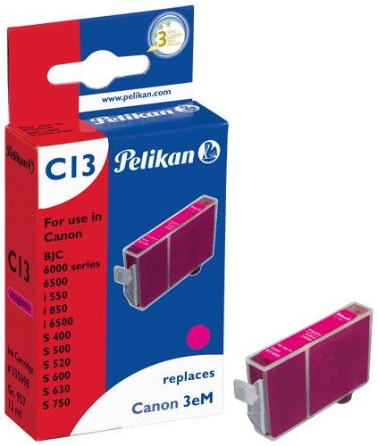 Pelikan (957) 335098 Tintenpatrone magenta (13 ml) - 4000 Inkjet-refill -
