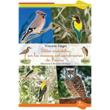 Petites anecdotes sur les oiseaux extraordinaires de France: Tout savoir sur les différentes espèces (Nature) (French Edition)