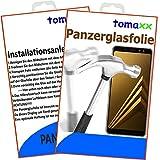 tomaxx Panzerglas Nokia 3.1 Panzerfolie Glas Schutzfolie Glasfolie Displayschutz