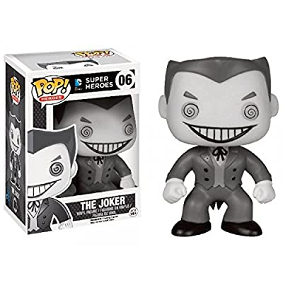 POP! Heroes - DC Super Heroes - The Joker - Black & White