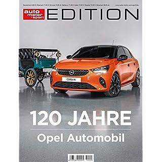 ams Edition - 120 Jahre Opel